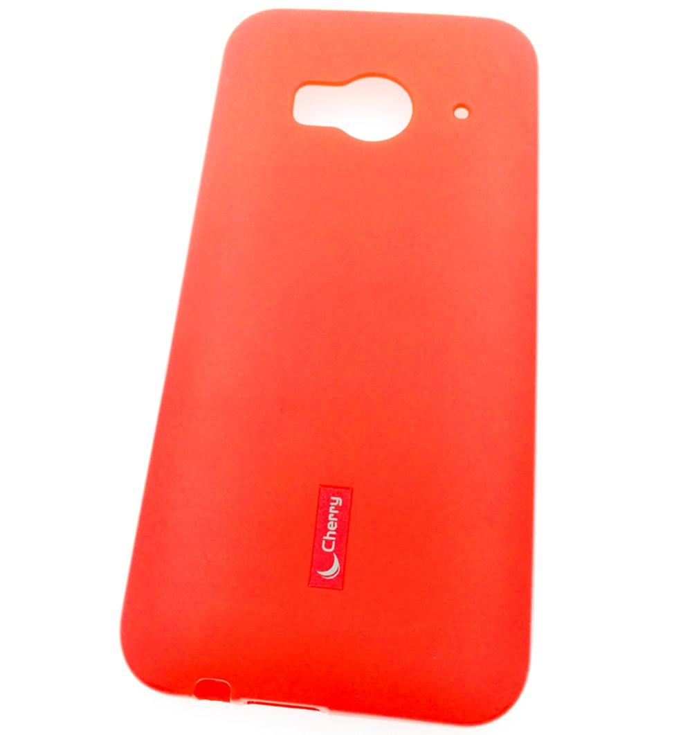 HTC One ME Накладка резиновая с пленкой на экран Cherry сенсорный экран htc