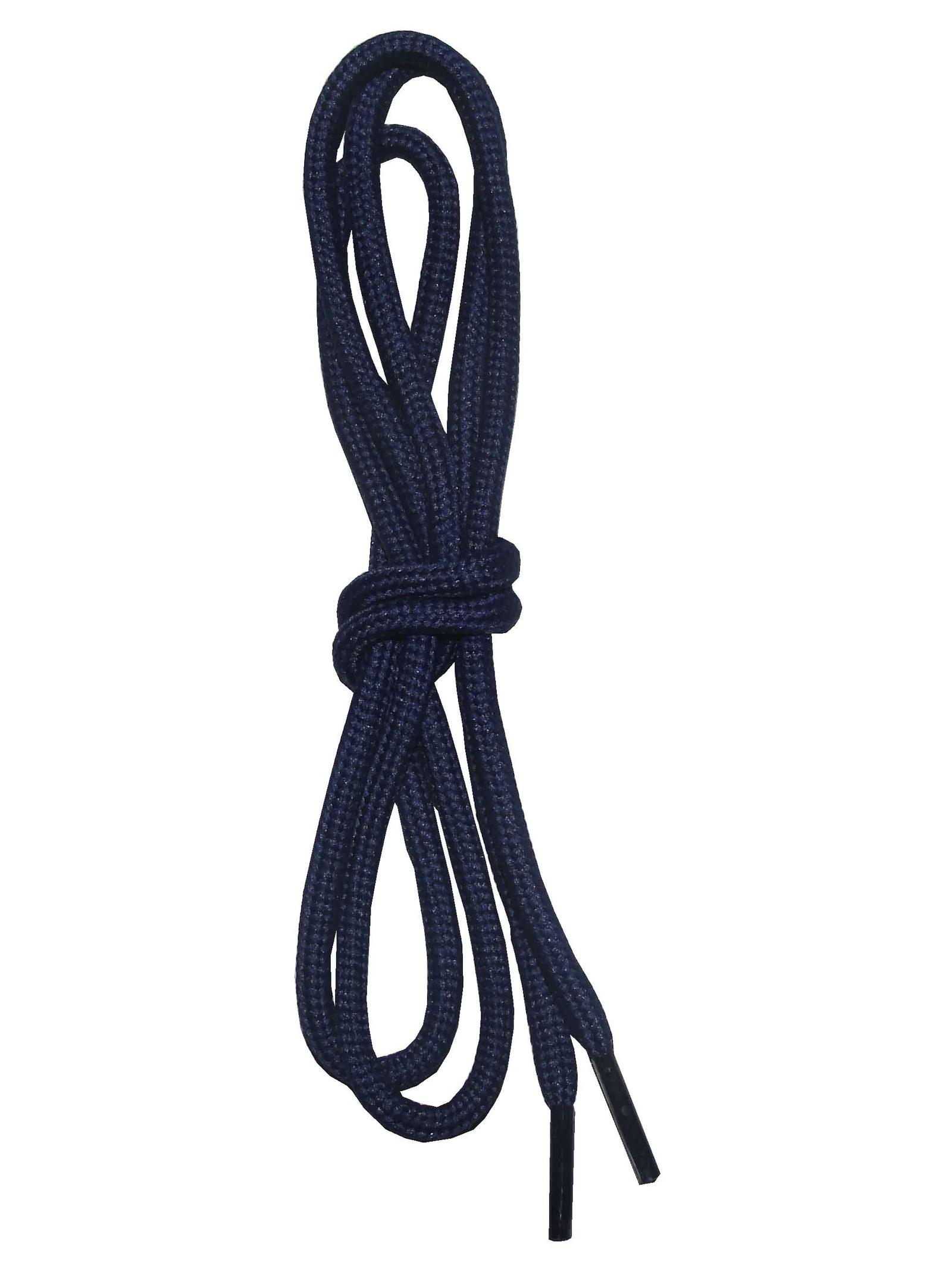 Шнурки ОРИОН 90см средние синие