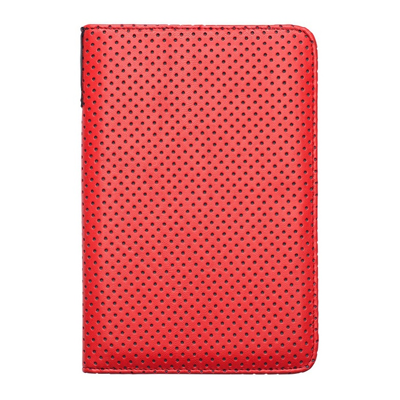 PocketBook Dots чехол для 614/624, 622/623, Red Grey