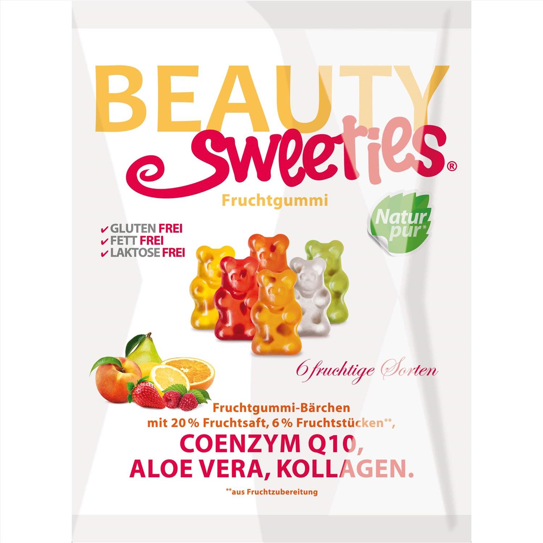 """Жевательный мармелад BeautySweeties """"Bears""""(""""Жилейные Мишки""""), ассорти из 6 вкусов, 125г"""