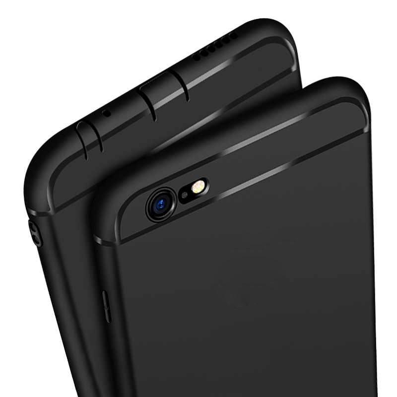 Силиконовый защитный бампер для Apple Iphone 6/6S Черный moshiqisuoni c3 сотовый телефон дела небольшой зеленый сердце s55t оболочки sonyc3 силиконовый защитный чехол