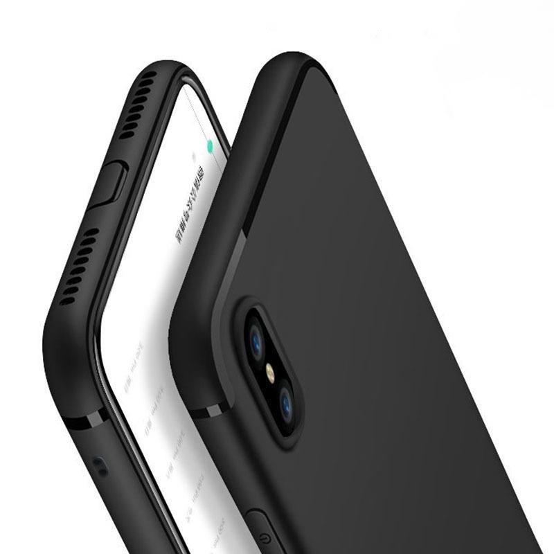 Силиконовый защитный бампер для Apple Iphone XS MAX Черный moshiqisuoni c3 сотовый телефон дела небольшой зеленый сердце s55t оболочки sonyc3 силиконовый защитный чехол
