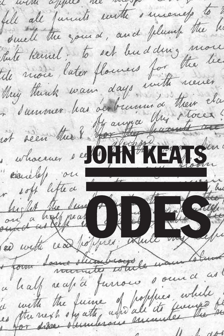 John Keats Odes anatomy of melancholy and other poems