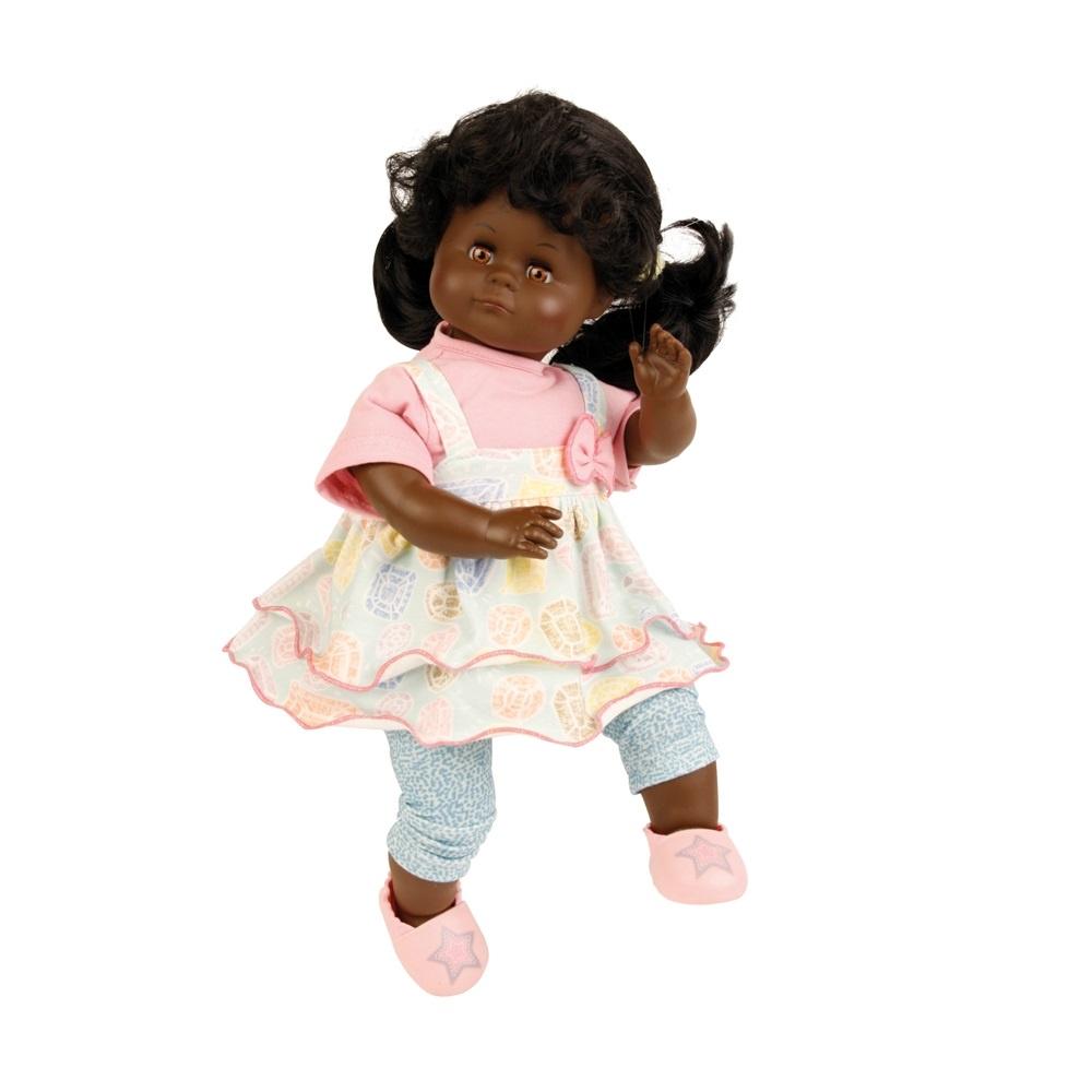 Кукла Санни, 37 см, темнокожая кукла yako m6579 6