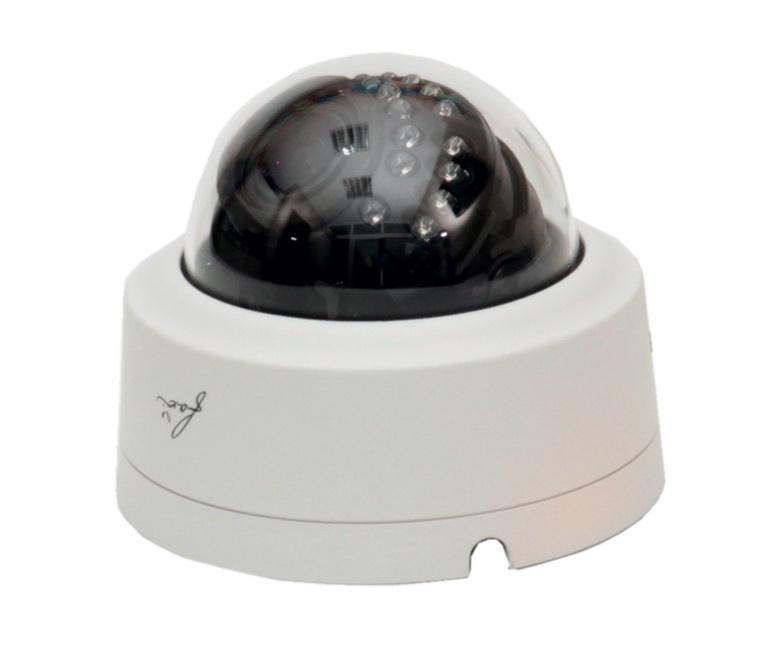 Видеокамера гибридная FOX FX-D40V-IR