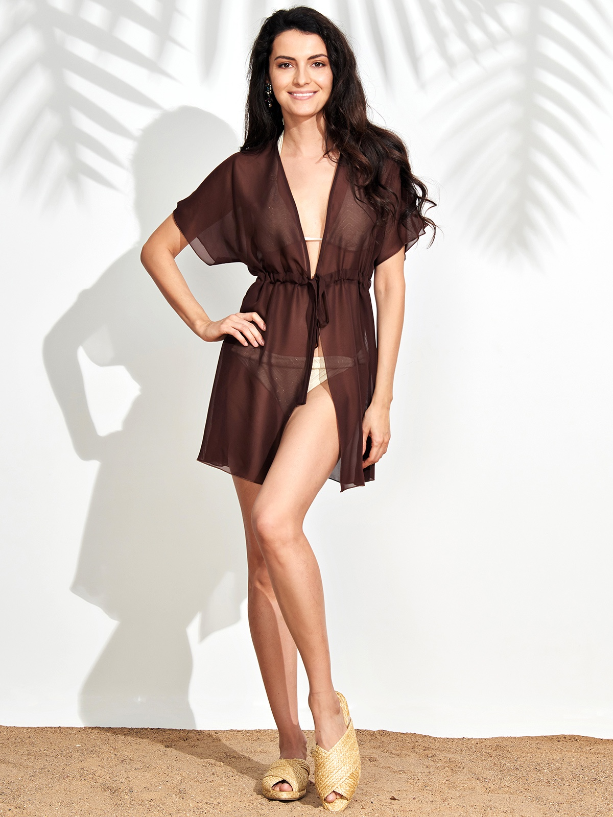 Пляжное платье Donatello Viorano