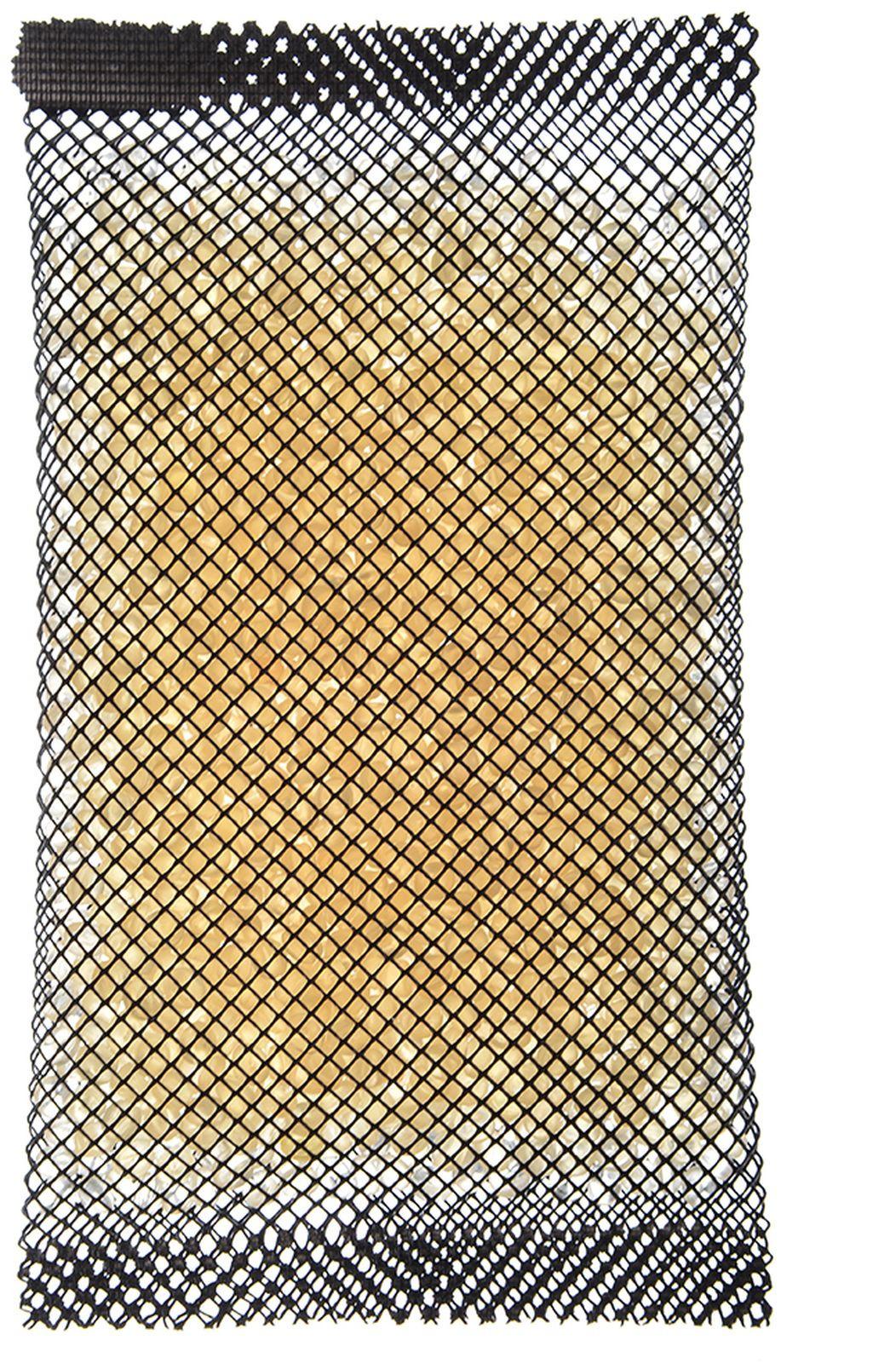 Ароматизатор автомобильный New Galaxy Fresh bag, 794227, ваниль, желтый ароматизатор fresh way парус машина капучино и ваниль