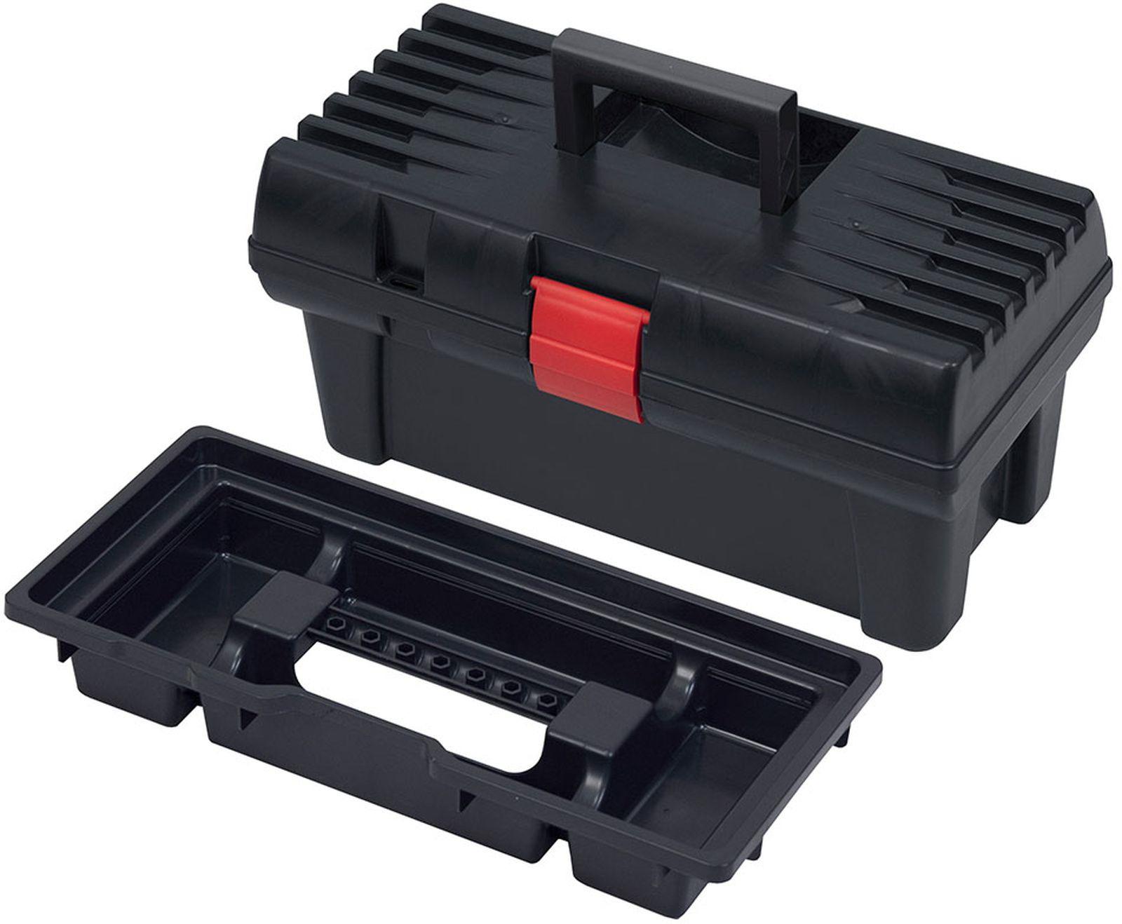 Ящик для инструментов Patrol Stuff, 146174, черный, 42 х 23 20 см