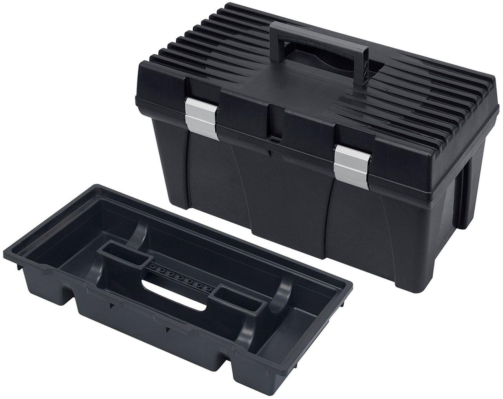 Ящик для инструментов Patrol Stuff, 146176, черный, 60 х 34 32 см