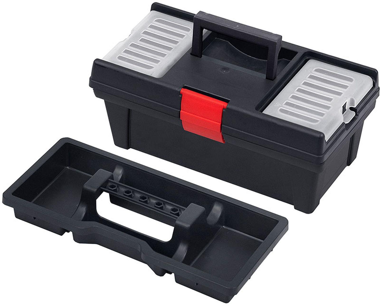 Ящик для инструментов Patrol Stuff, 146177, черный, 31 х 17 13 см