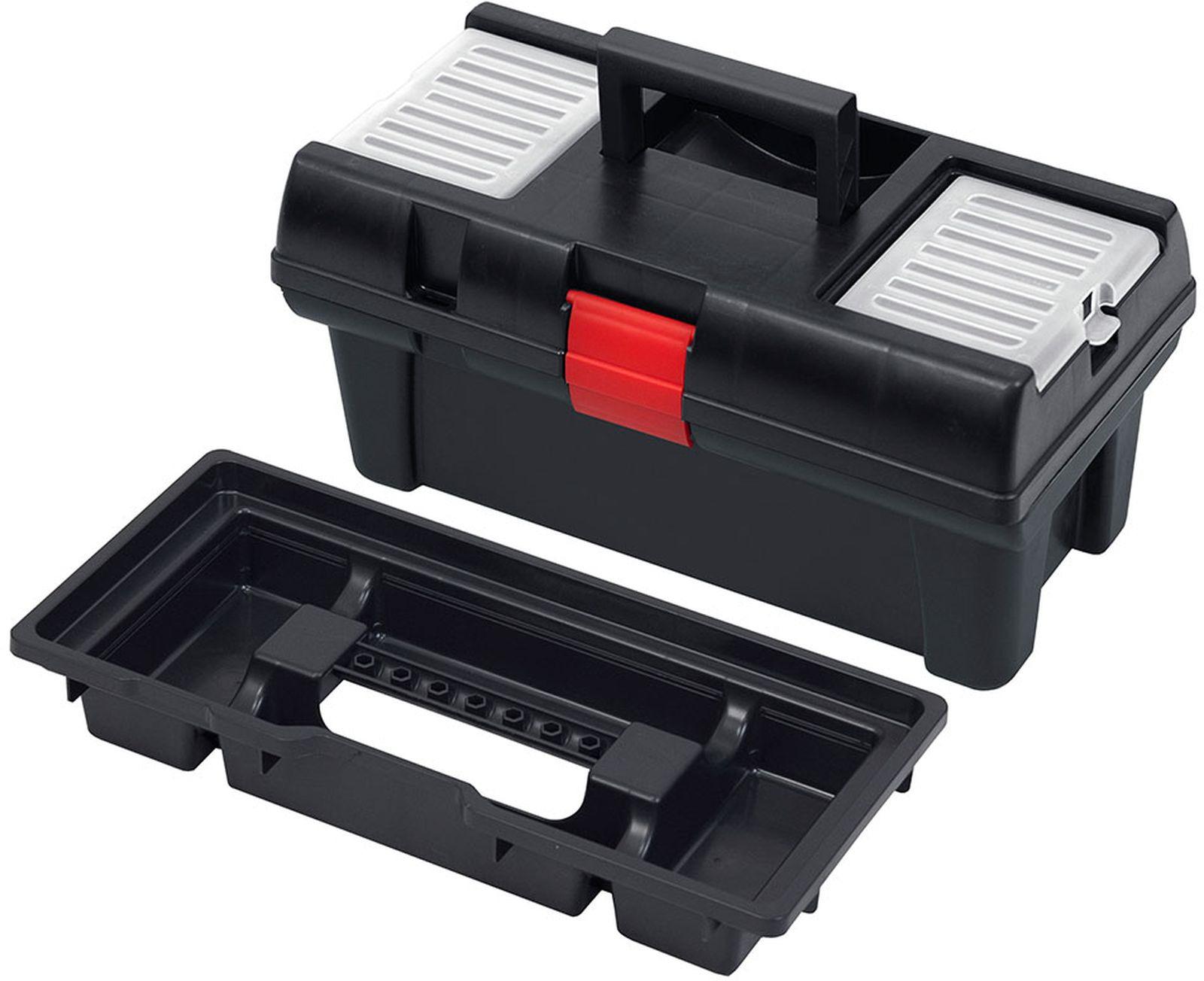 Ящик для инструментов Patrol Stuff, 146178, черный, 42 х 23 20 см