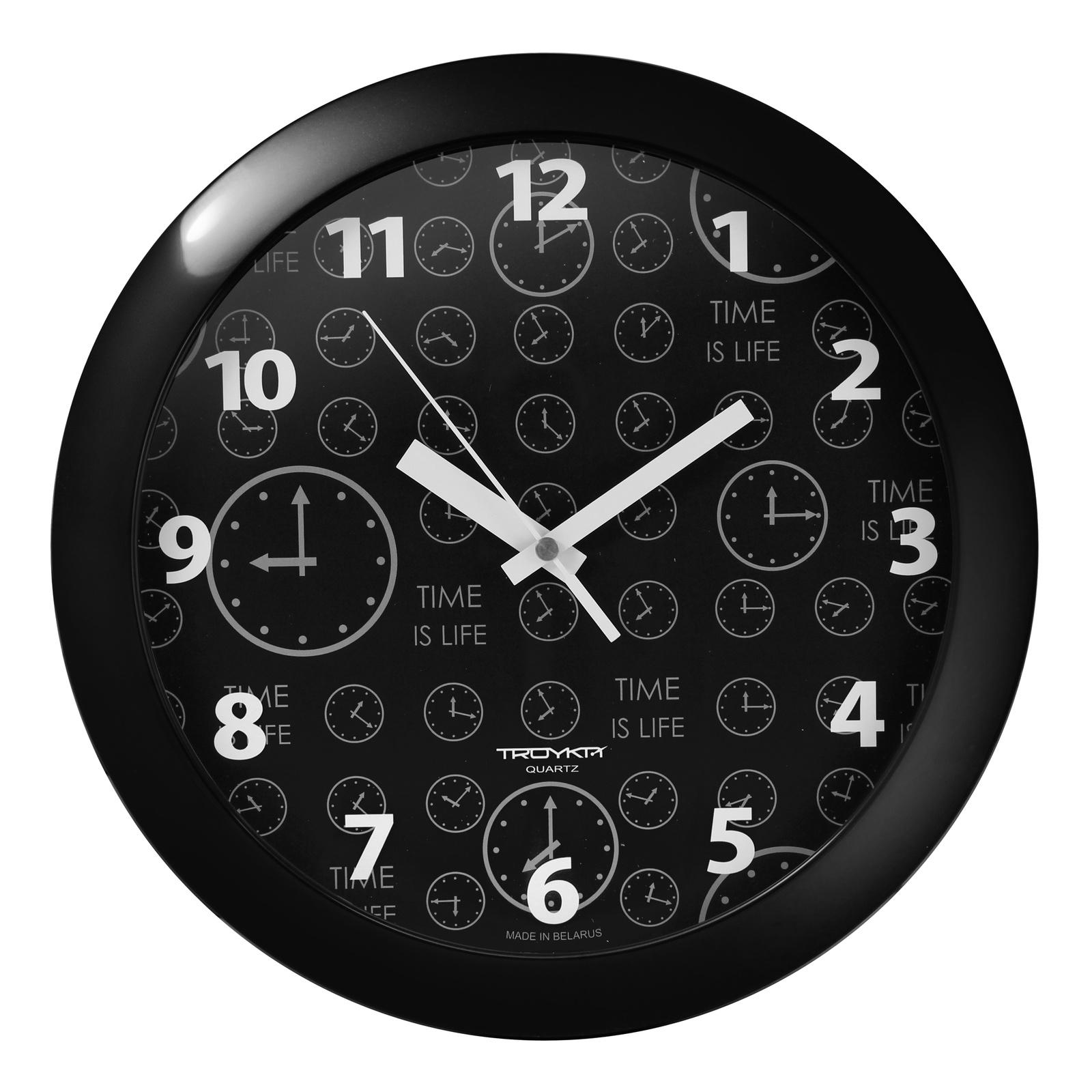 Настенные часы Troyka часики цена 2017