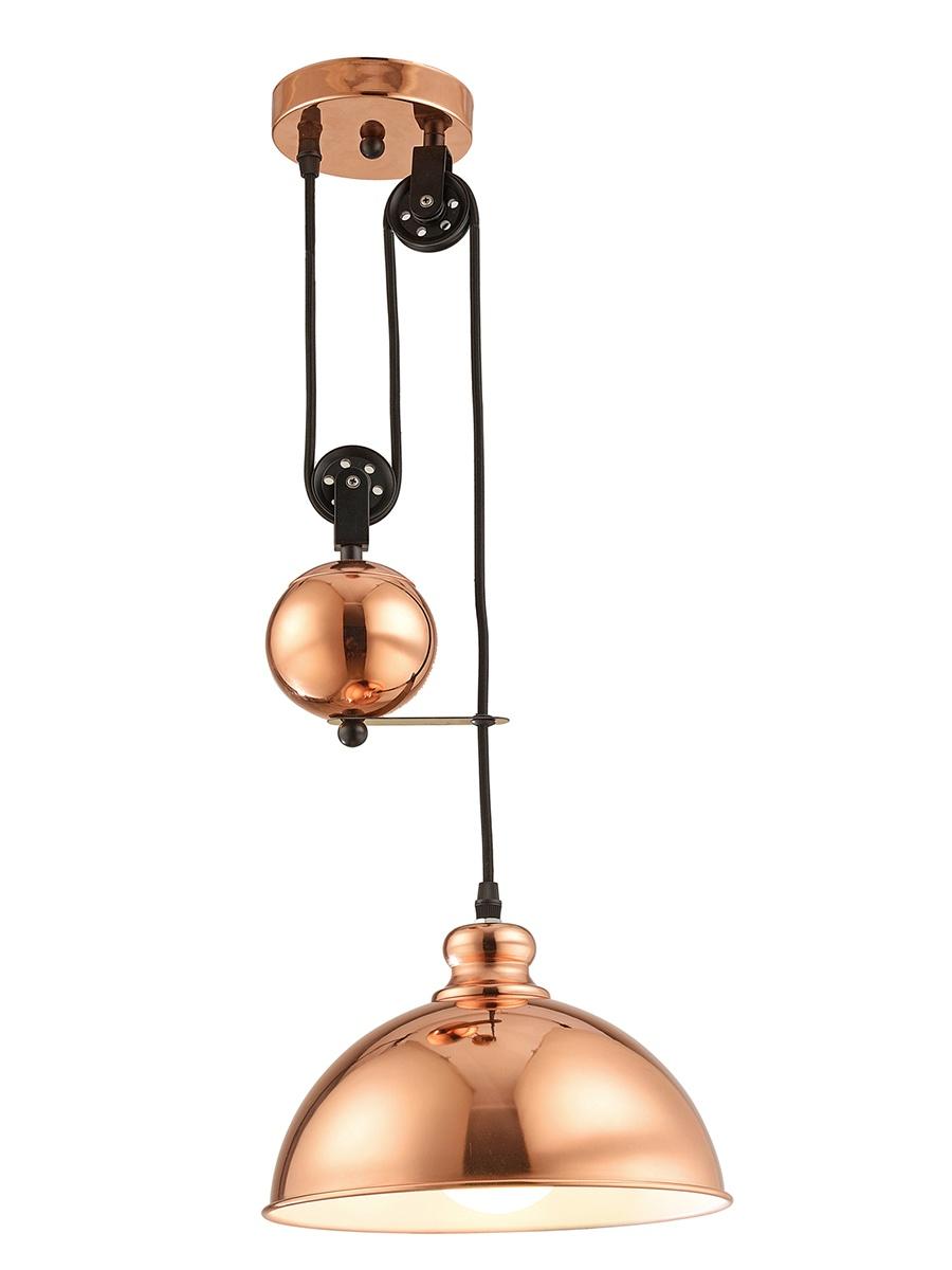 Подвесной светильник Лампландия L1087-1 ROLSEN, E27, 60 Вт цена