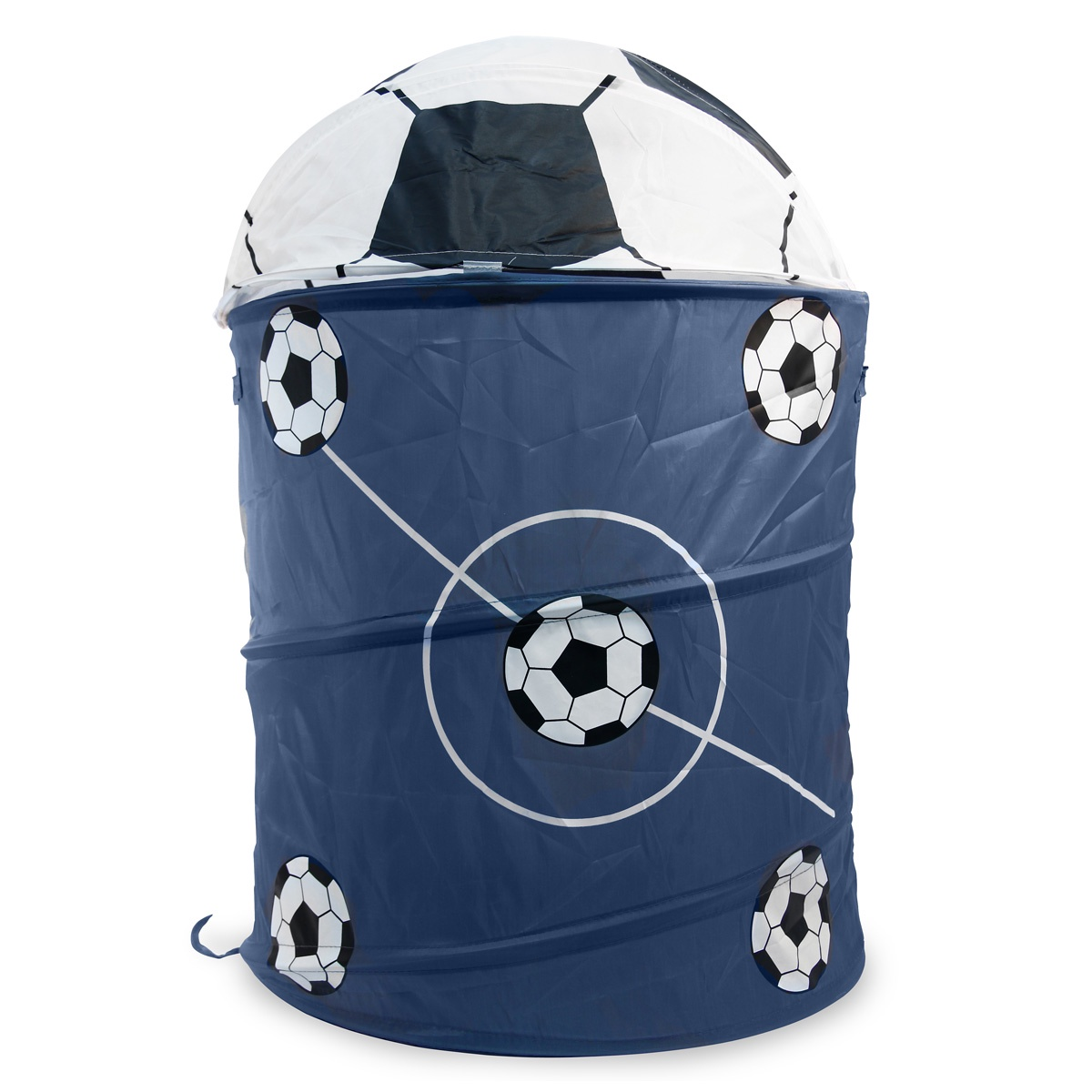 Игрушка-корзина 45*50см, Футбол, Amico