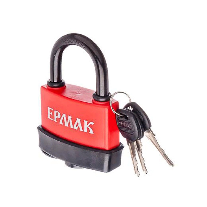 Фото - Замок ЕРМАК, навесной, всепогодный, 75 мм александр ермак большие п