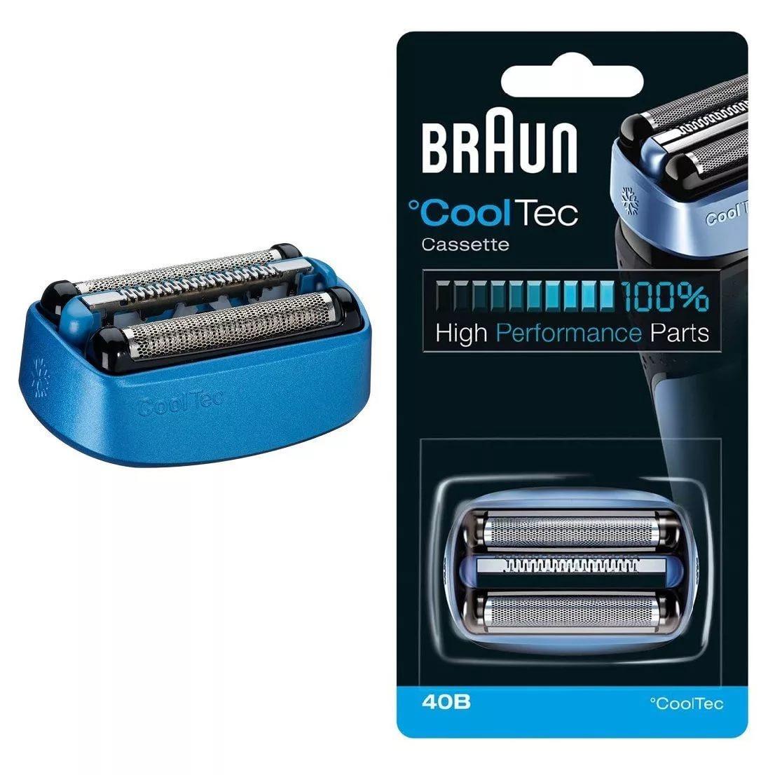 Бритвенная кассета Braun 40B