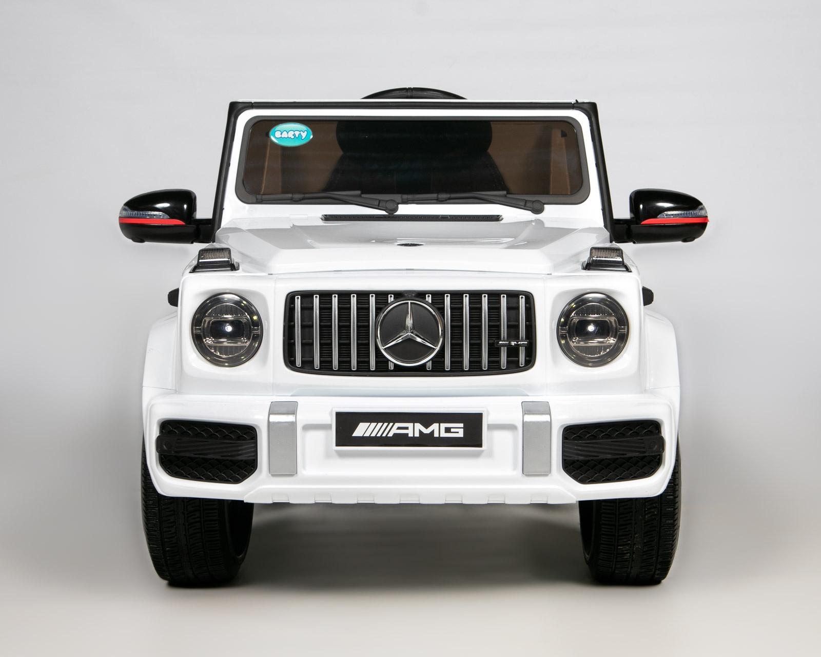 Электромобиль BARTY Mercedes-Benz G63 AMG