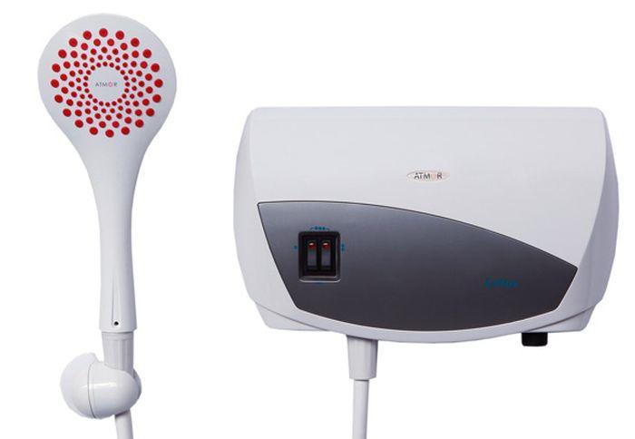 Водонагреватель проточный электрический Atmor Lotus 5 Kw Shower