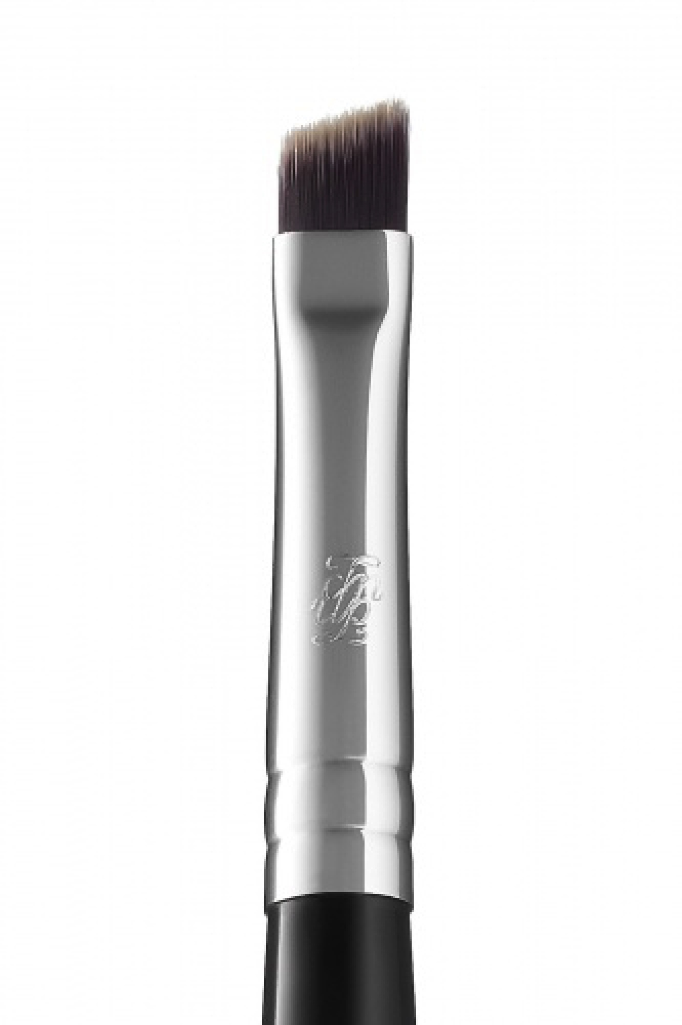 Кисть для макияжа бровей и для прорисовки стрелок B629