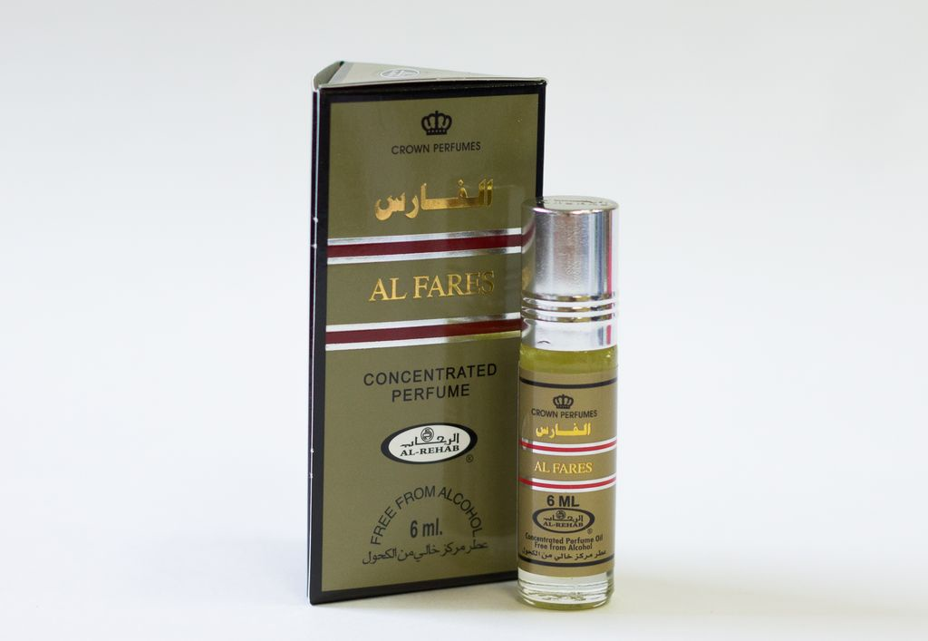 Al Rehab Арабские масляные AL FARES 6 мл