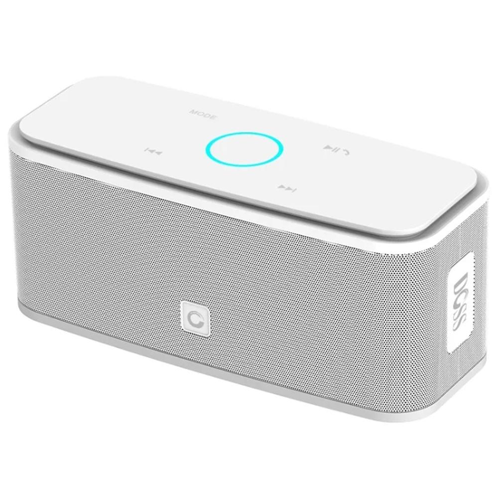 Портативная акустическая система DOSS SoundBox Touch, RUGL8112418, белый