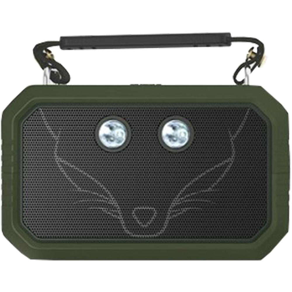 Портативная акустическая система DOSS Traveler, RUGL8112418, зеленый