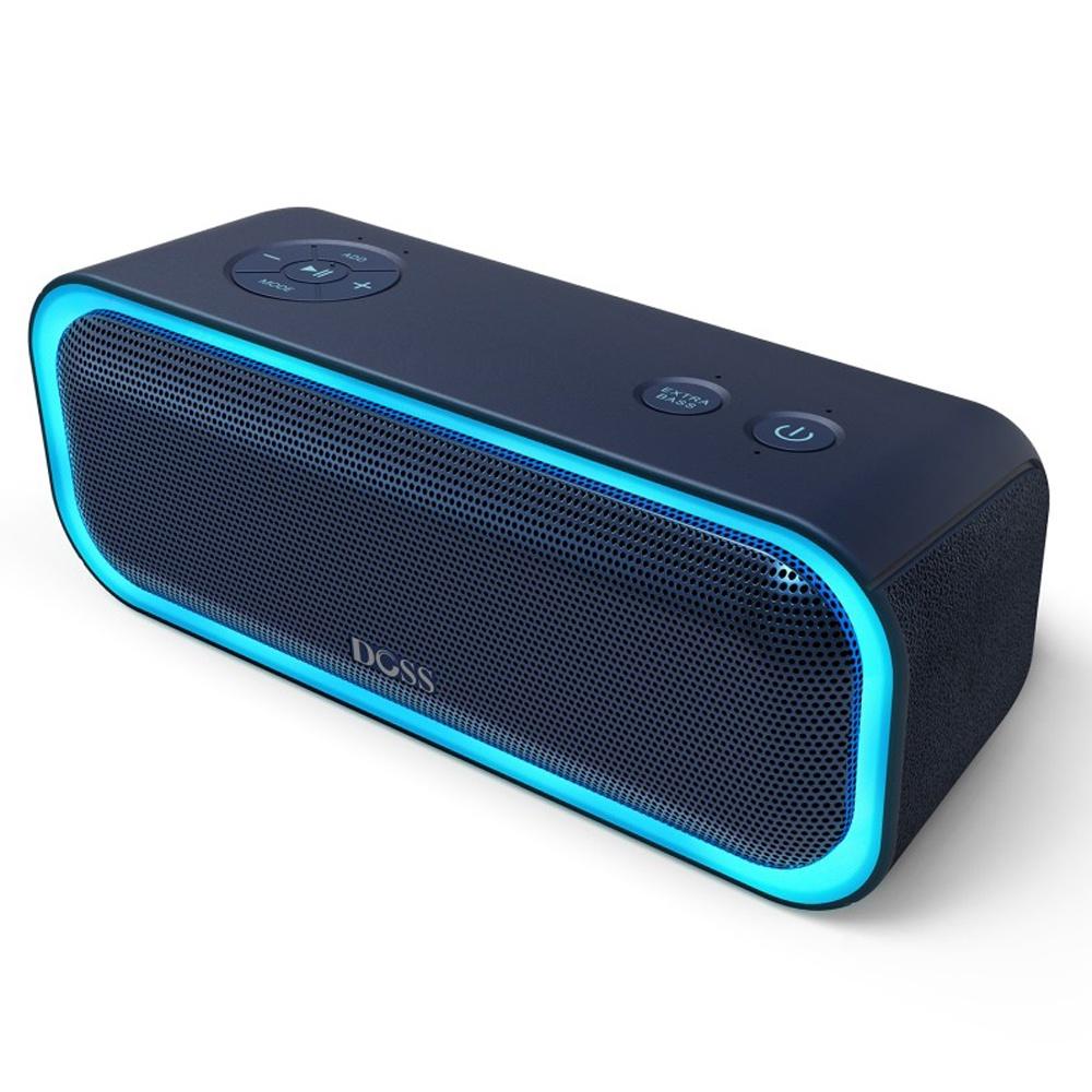 Портативная акустическая система DOSS SoundBox Pro, RUGL8112418, синий
