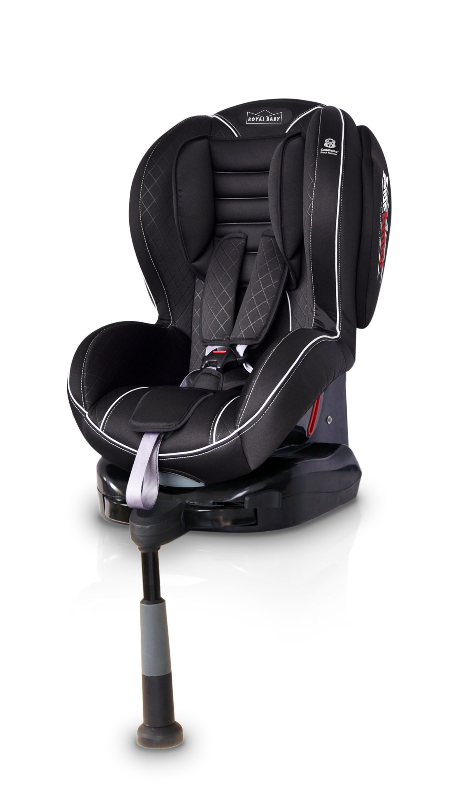 Автокресло Welldon Royal Baby Isofix (Inke Jade) автокресло welldon royal baby side armor