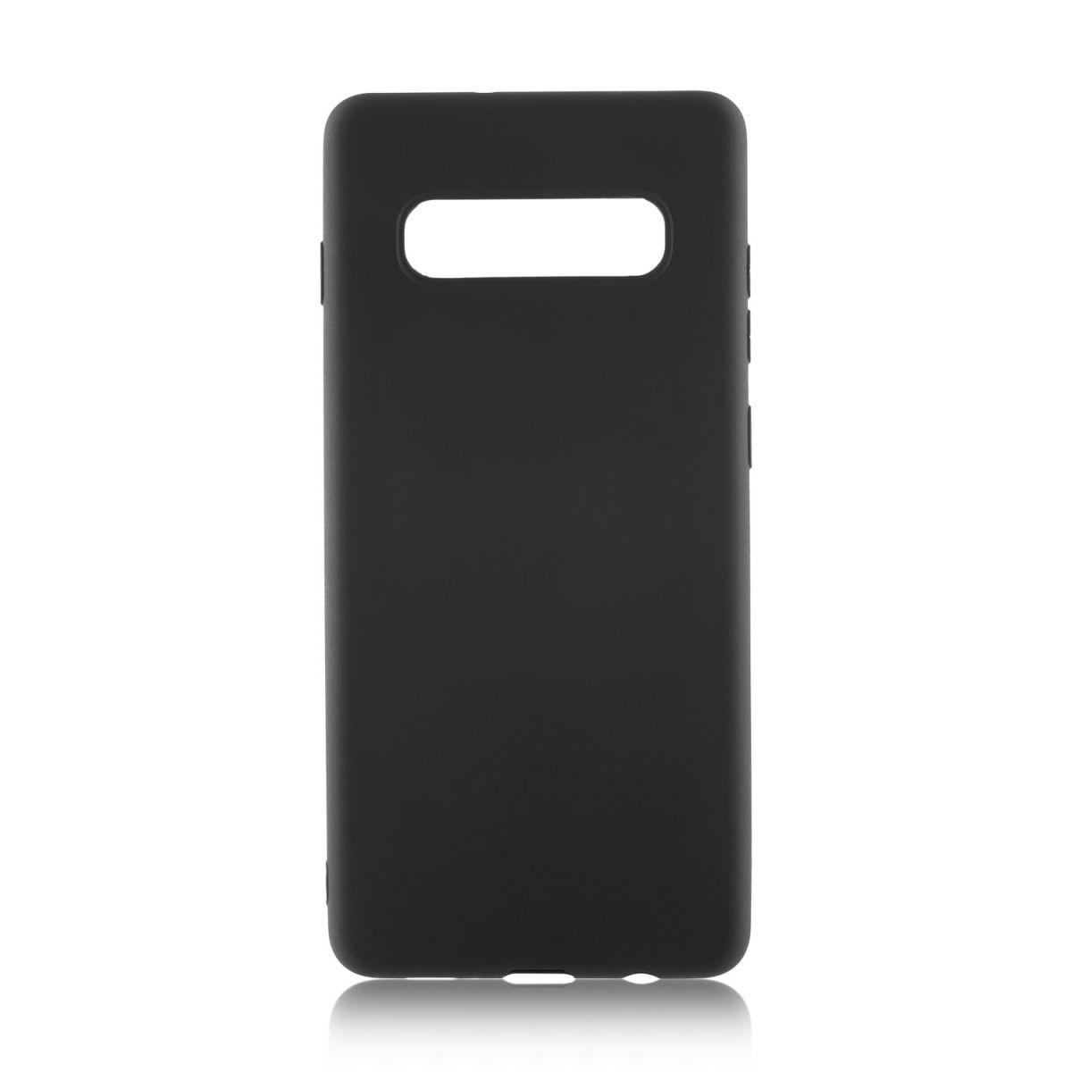 Силиконовый чехол для Samsung Galaxy S10