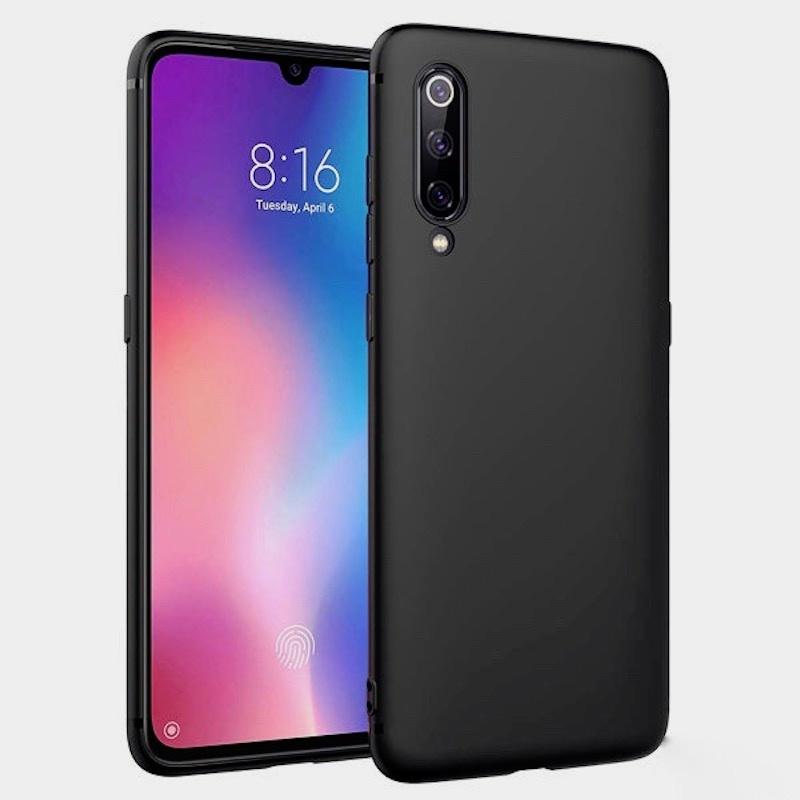 Силиконовый защитный бампер для Xiaomi MI9 Черный moshiqisuoni c3 сотовый телефон дела небольшой зеленый сердце s55t оболочки sonyc3 силиконовый защитный чехол