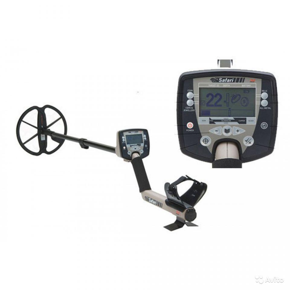 Металлодетектор Minelab Safari катушка 11 DD (Комплектация Стандарт)