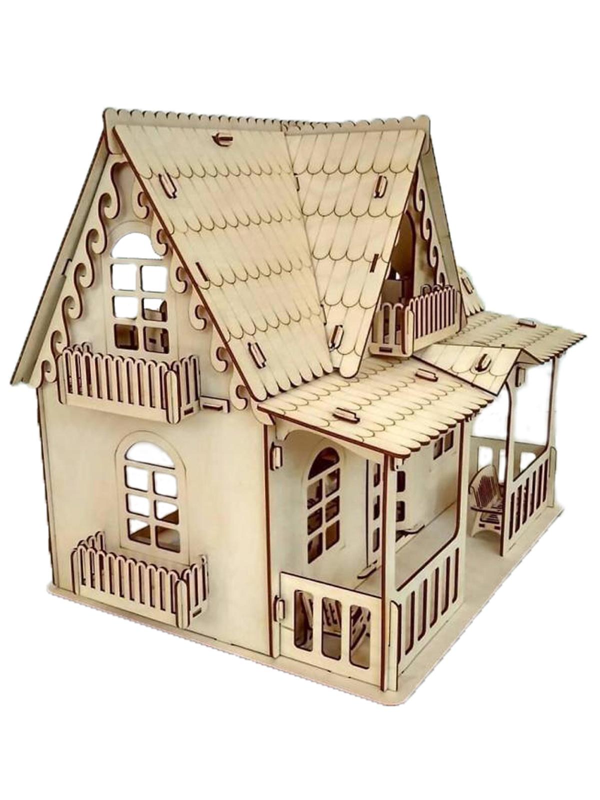 """Конструктор Кукольный домик """"Country house"""""""