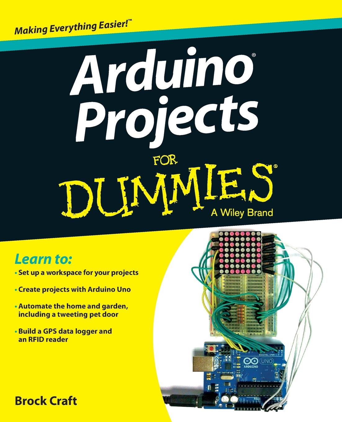 Craft Arduino Projects For Dummies