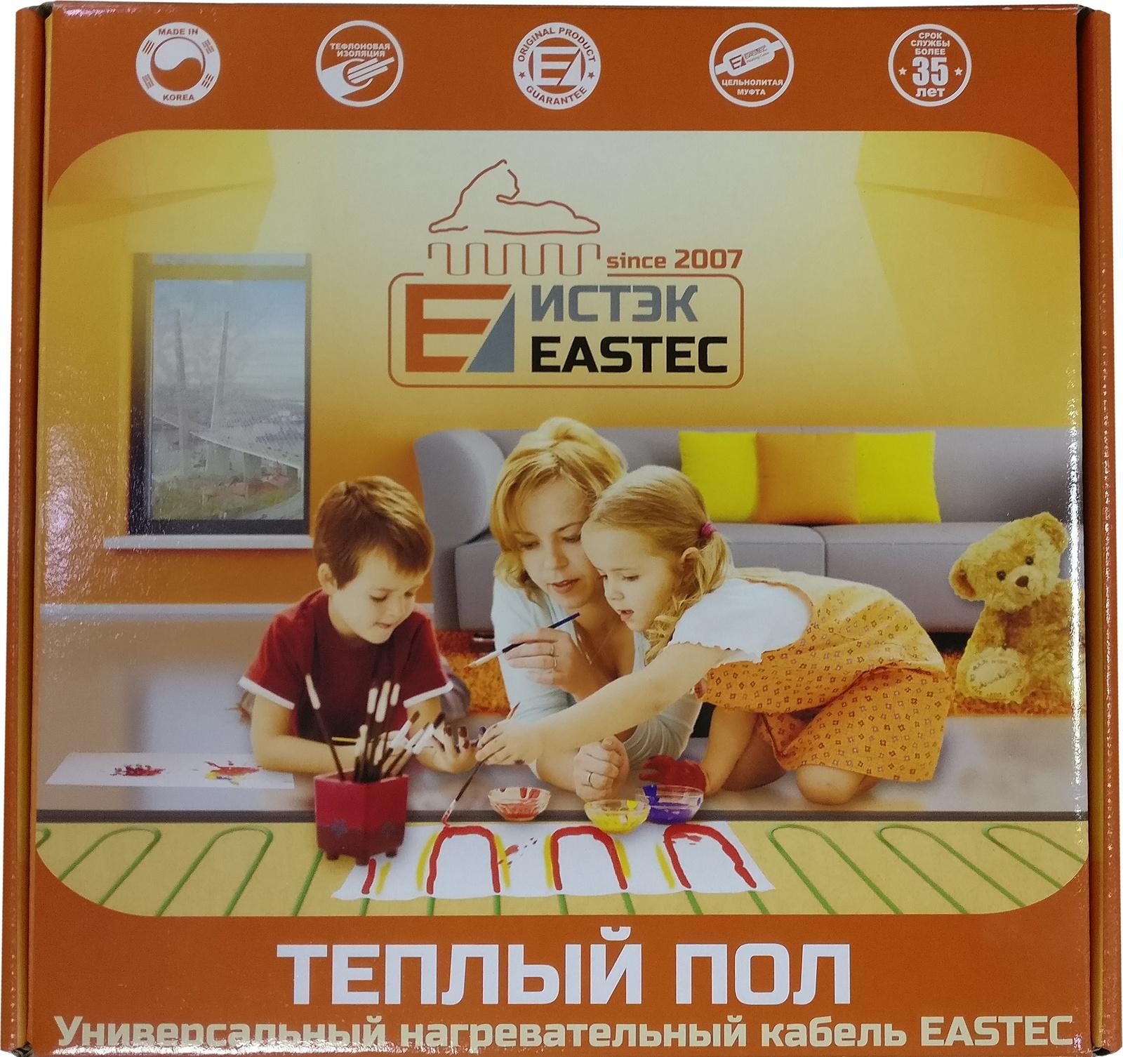 Секция теплого пола в бухте EASTEC ECC-1400 (20-70)