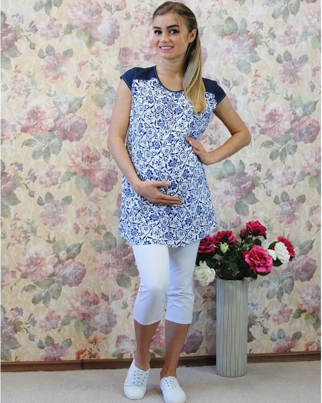 Блузка Адель крема для беременных купить