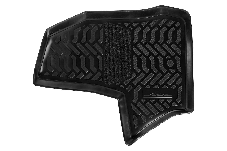 Ковры в салон передние (3D с подпятником) ГАЗон Next (2014-) компл. 3 шт., высокий борт, полимерные, черные (ACM-PS-19) набор инструмента для автомобиля газон next