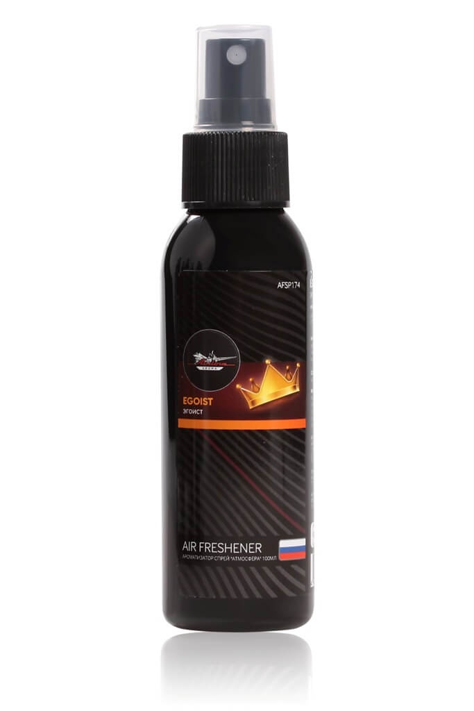 Ароматизатор спрей Атмосфера эгоист 100мл (AFSP174) ароматизатор эгоист