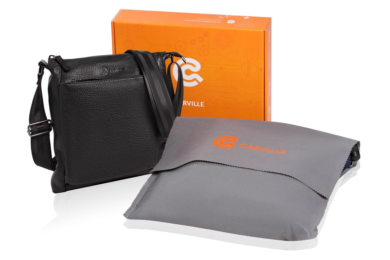 Фото - Сумка на плечо Airline fendi черная кожаная сумка с логотипом