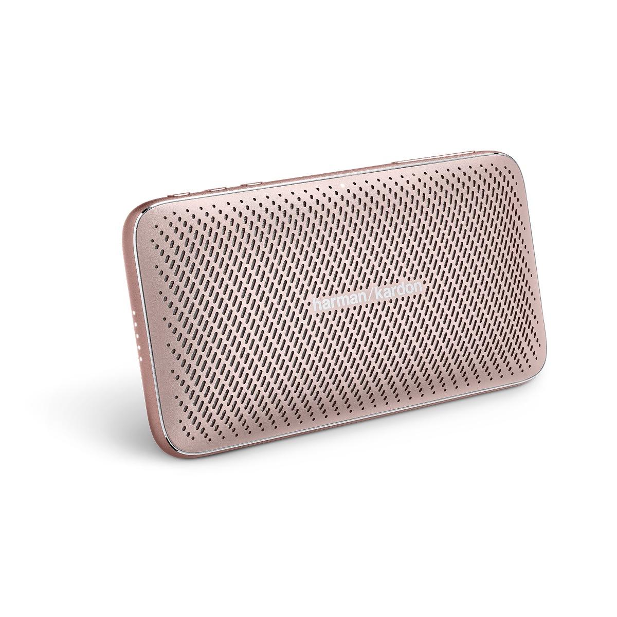 Беспроводная портативная акустическая система Harman/Kardon Esquire Mini 2 розовая (1/6)
