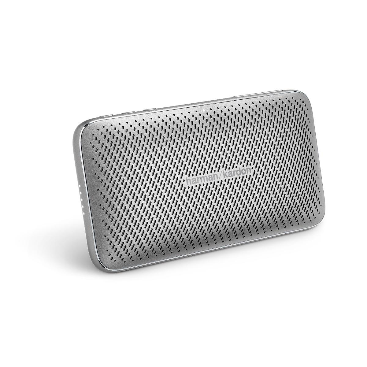 Беспроводная портативная акустическая система Harman/Kardon Esquire Mini 2 серебряная (1/6)