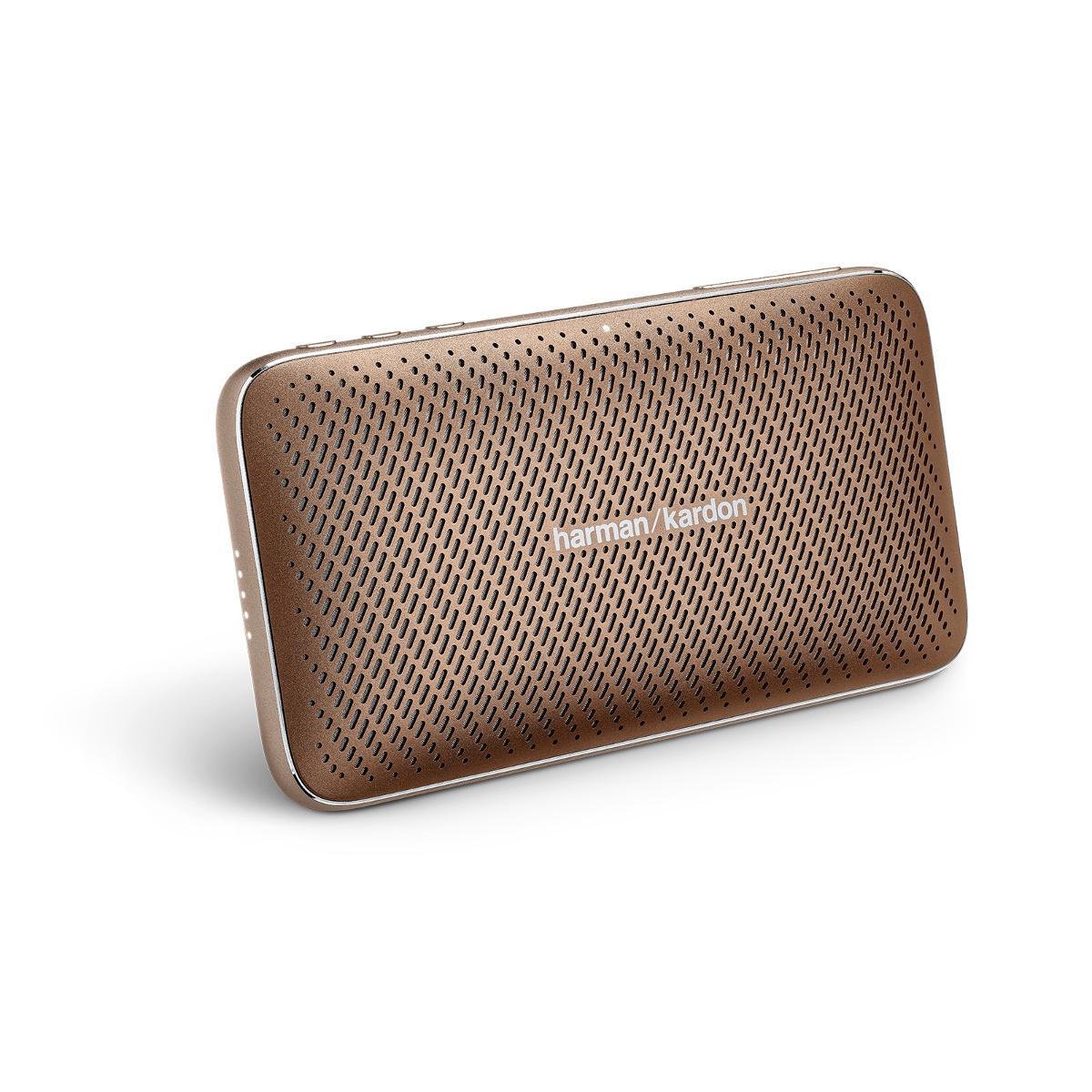 Беспроводная портативная акустическая система Harman/Kardon Esquire Mini 2 коричневая (1/6)