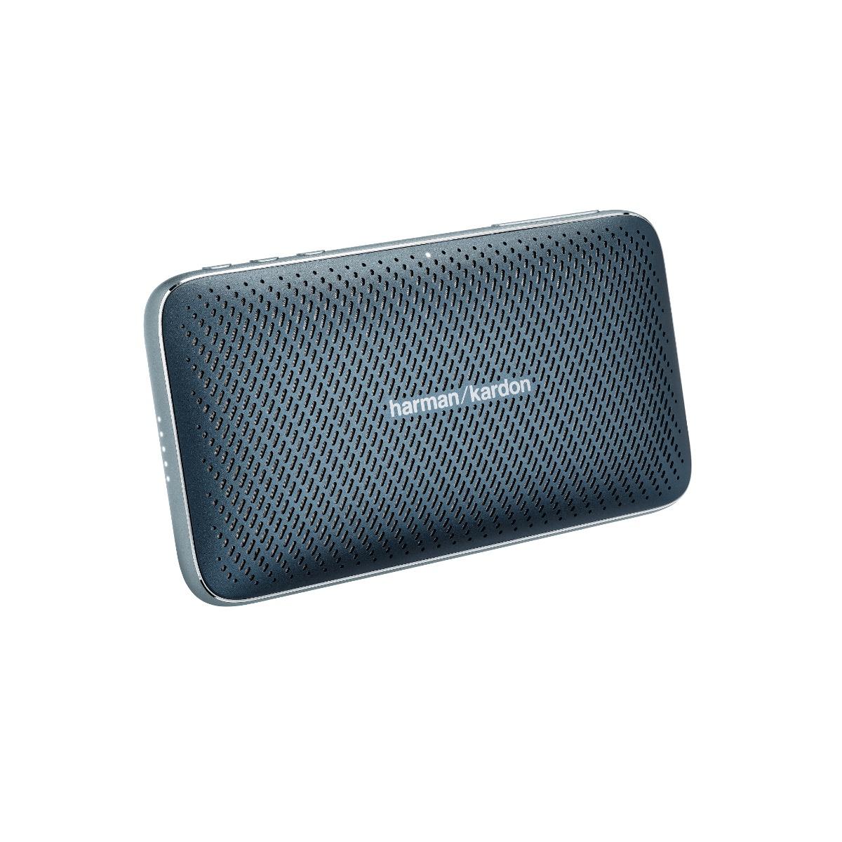 Беспроводная портативная акустическая система Harman/Kardon Esquire Mini 2 синяя (1/6)