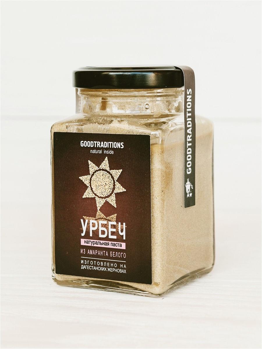 Урбеч из амаранта белого, Добрые Традиции, 260мл витамины при псориазе