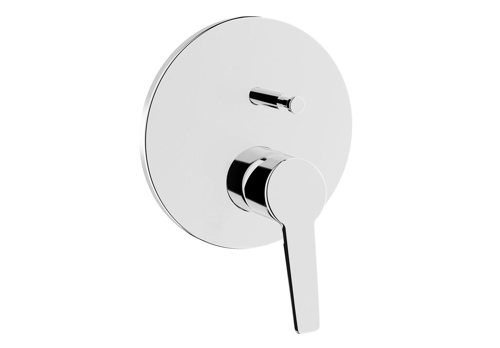 Смеситель для ванны и душа Vitra Solid S A42446EXP смеситель для душа vitra t4 a42451exp