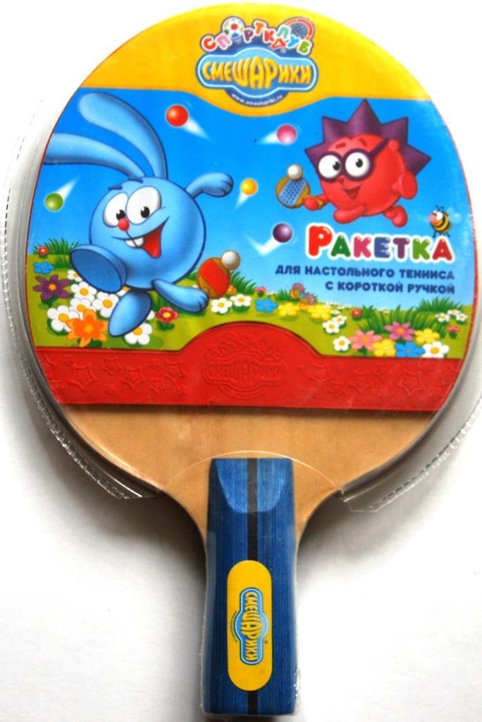 Ракетка для настольного тенниса с короткой ручкой Mesuca SMTT104 цена