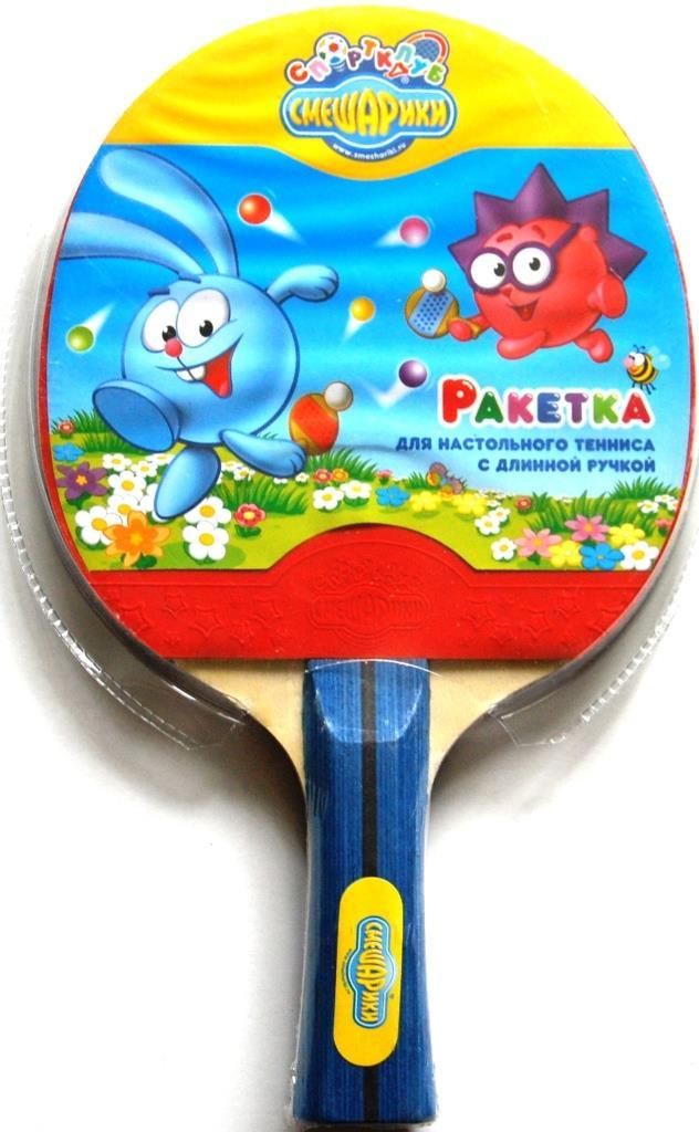 Ракетка для настольного тенниса с длинной ручкой Mesuca SMTT103 цена