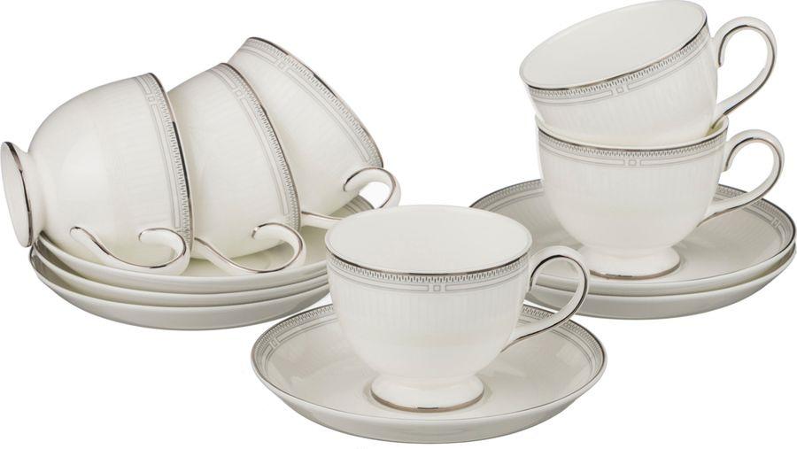 Набор чайный Lefard Грэй, 12 предметов. C079-6-JD-V650