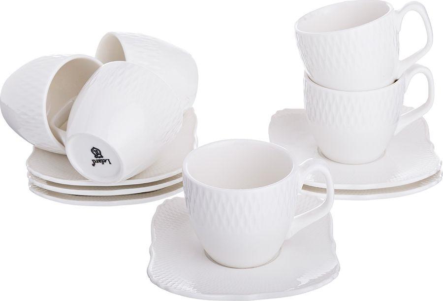 Набор кофейный Lefard HoReCa Риц, 199-093, 12 предметов