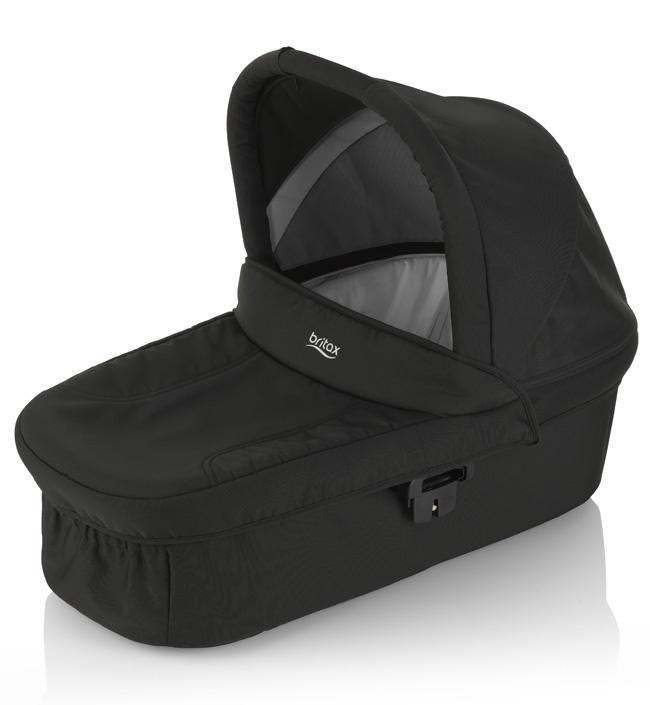 Спальный блок для колясок Britax Roemer Cosmos Black спальный блок для колясок britax roemer mineral purple