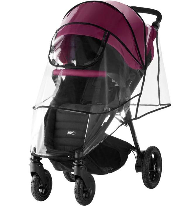 Дождевик для коляски Britax Roemer B-Motion 4 Plus спальный блок для колясок britax roemer mineral purple